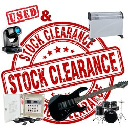 Used and Clearance Department